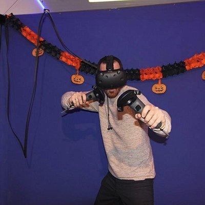 Realidad Virtual en Barcelona - Probamos nuevos experiencias!