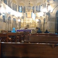 Interior do monastério
