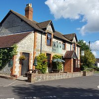 The Rosewood Restaurant is situated in the Walnut Tree Hotel.