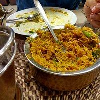 Delicious Briyani