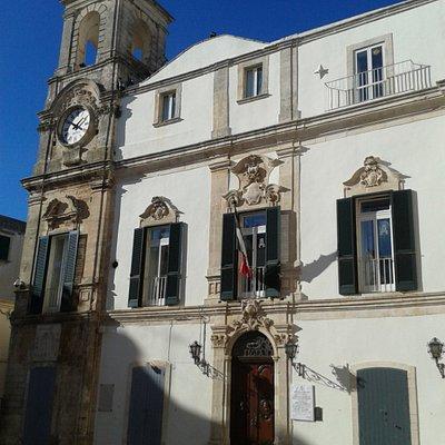 Torre e Palazzo Università