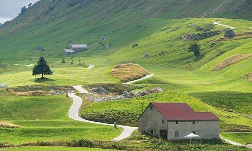 Andermatt Golf Course, 18-Loch, Par 72-Championship