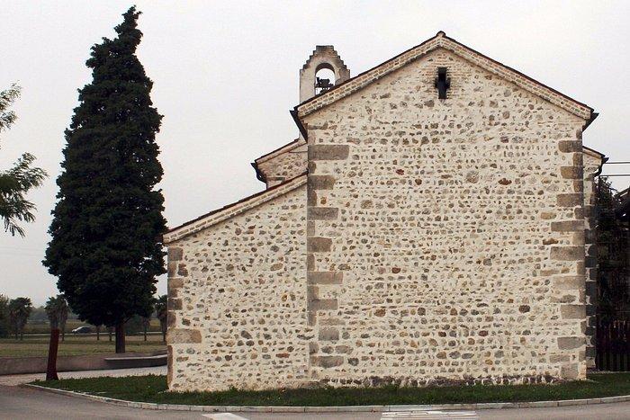 Lato Est, tra via Matterella e via Valeria. Nov2016.