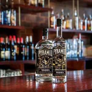 Pyramid Vodka - 1.75 Liter, 750mL bottles