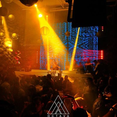 There's no other place like OCTAVA in terms of electronic music. Every FRI and SAT until 6AM