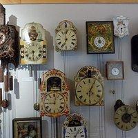 Not all clocks are cuckoo clocks
