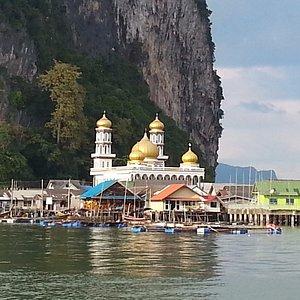 Baie de Phan Gha