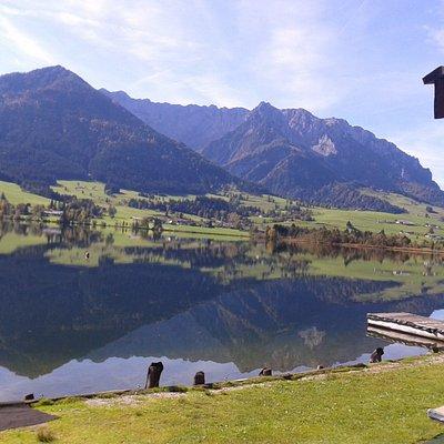 Walchsee Lake