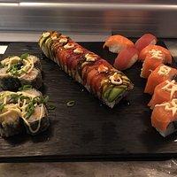 Venid a probar nuestro buffet a la carta japonesa