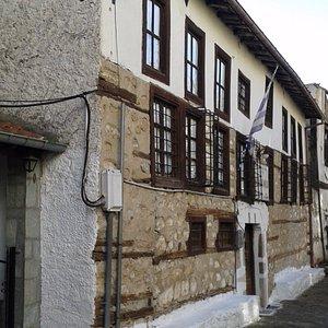 Το Λαογραφικό Μουσείο της Καστοριάς .