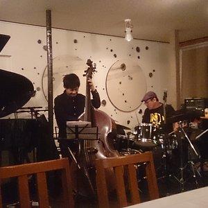 Jazz singer & Band at Donna Lee's, Osaka