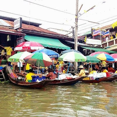Pandan Bangkok Canal Boat Tour