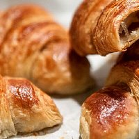 Our pastries are freshly baked first thing every morning