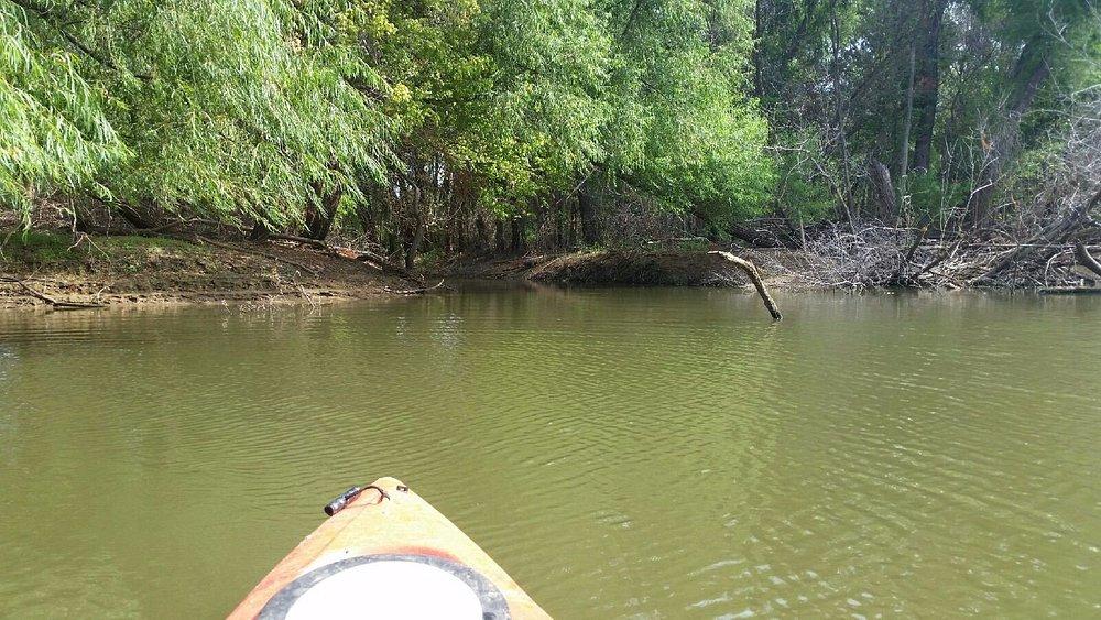 Kayak trail