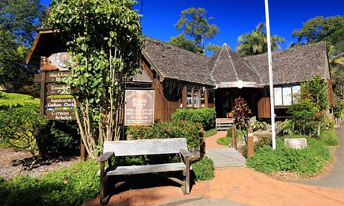 Come and visit the famous Clock Shop at Montville
