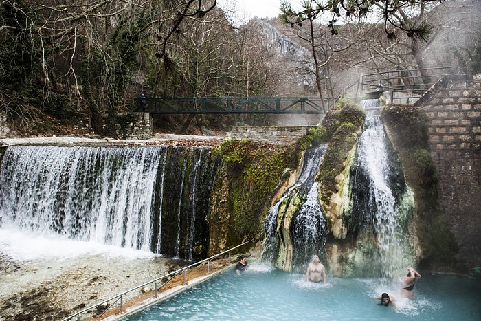 Waterfalls of Edessa