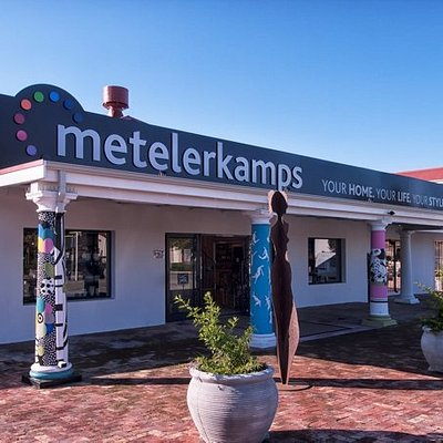 Metelerkamps, off Waterfront Drive, access from Union street, Knysna