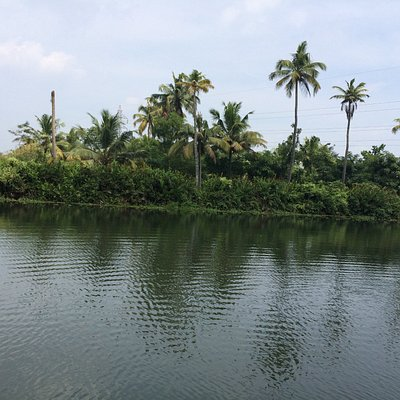 vaikom backwater