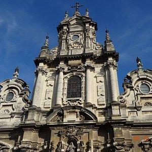 Брюссель. St. Jean Baptiste au Beguinage