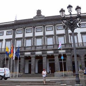 Ratusz w Las Palmas de Gran Canaria