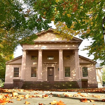 The Redwood Library is a National Historic Landmark.