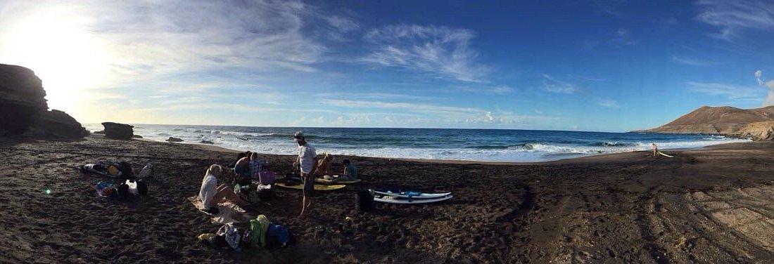 Canary Surf Academy