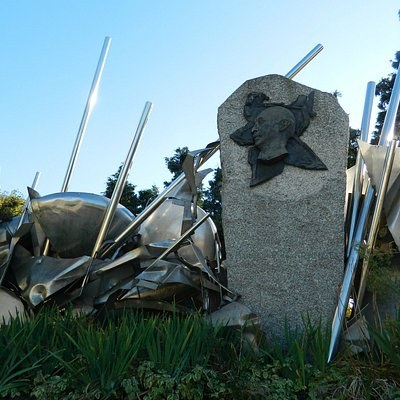 Monumento al Mariscal Koenig de Albert Feraud