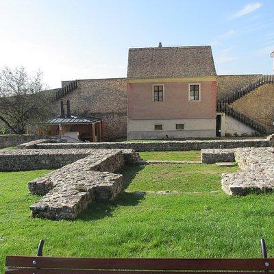 Foundation of monastery