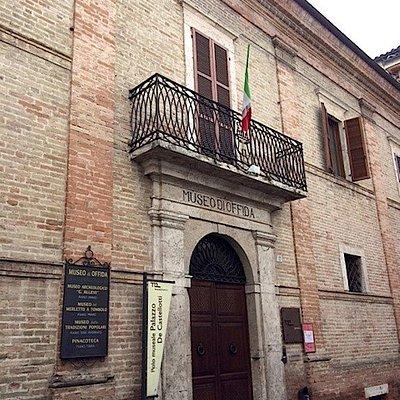 Museo delle Tradizioni Popolari: fachada