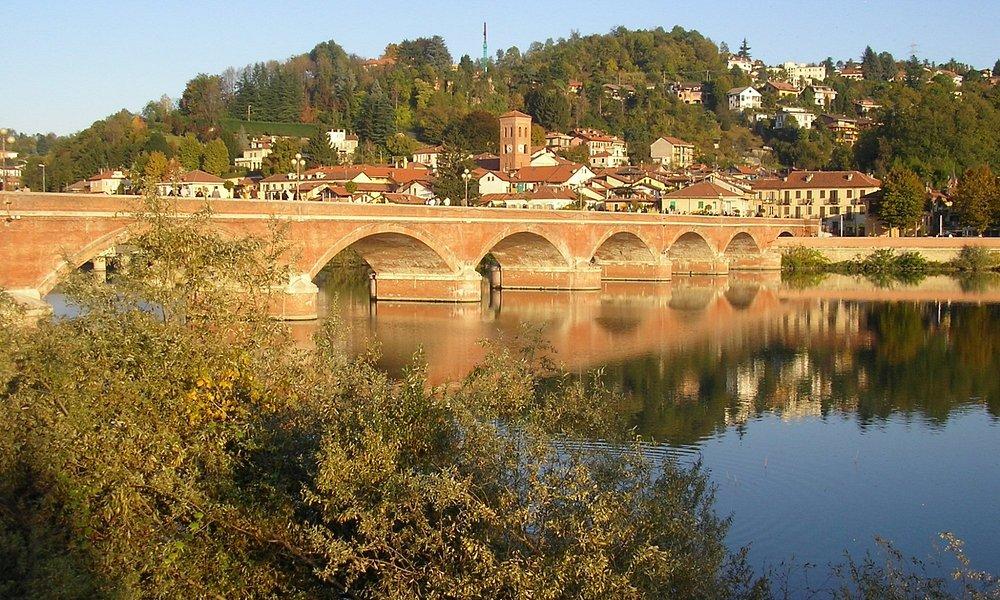 Panoramica del ponte vecchio