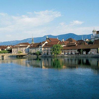 Solothurn, die schönste Barockstadt der Schweiz
