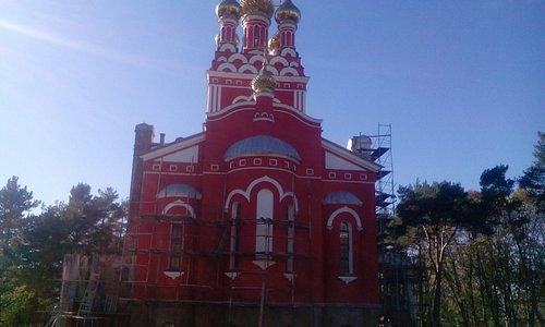 Церковь Пантелеймона  целителя.