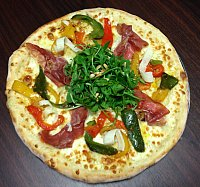 Parma-Fresca (Pizza Ponctuelle)