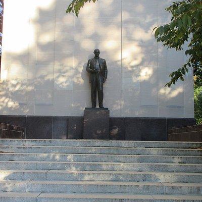Statue of Senator Taft
