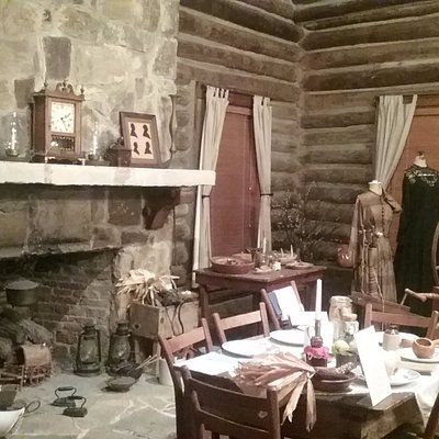 Pioneer Memorial Log House Museum