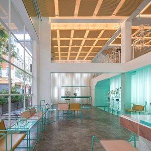 Location: Infinity Spa, Silom, Bangkok | Photography by: Wwork Space | Designed by: SPOP