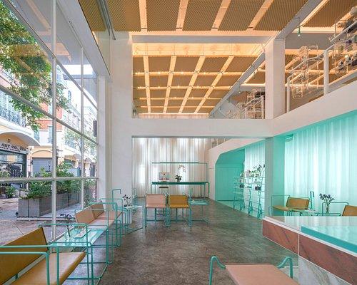 Location: Infinity Spa, Silom, Bangkok   Photography by: Wwork Space   Designed by: SPOP