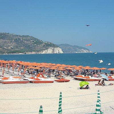 Spiaggia Piana di Mattinata