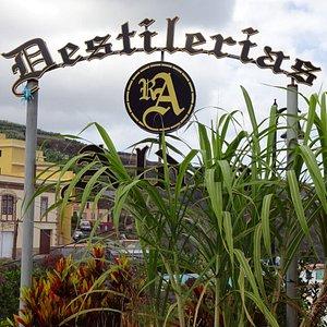 Rum Destillerie
