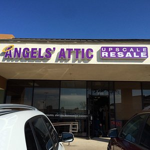 Angels' Attic Upscale Resale in Grapevine