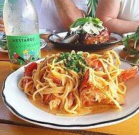 Lobster Spaghetti Homard
