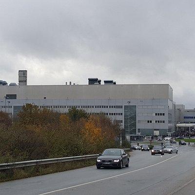 BMW Group Plant