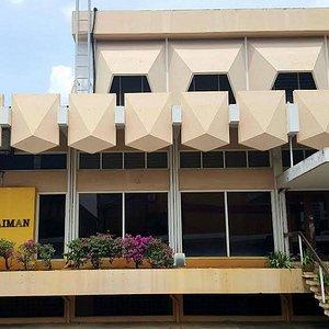 Kelab Sultan Sulaiman building