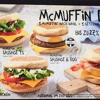 McDonalds Ontbijt