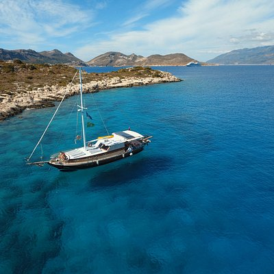 Kas Islands by Captain Ergun