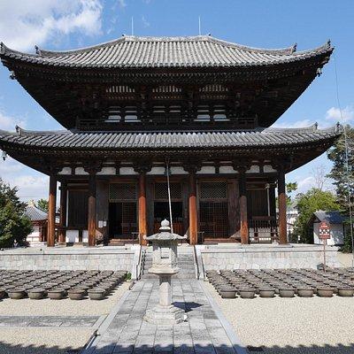 東大寺の大仏殿のモデル