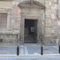 Entrance to Sacred Art Museum