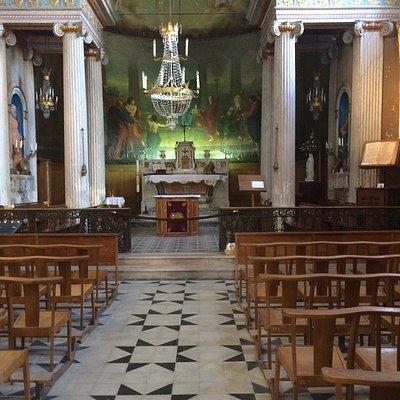 Chapelle des pénitents blancs d'Aigues-Mortes © ElevenHippos – Septembre 2016