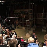 Het laatste decor van Hamlet