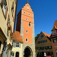 Wörnitztor und Turm